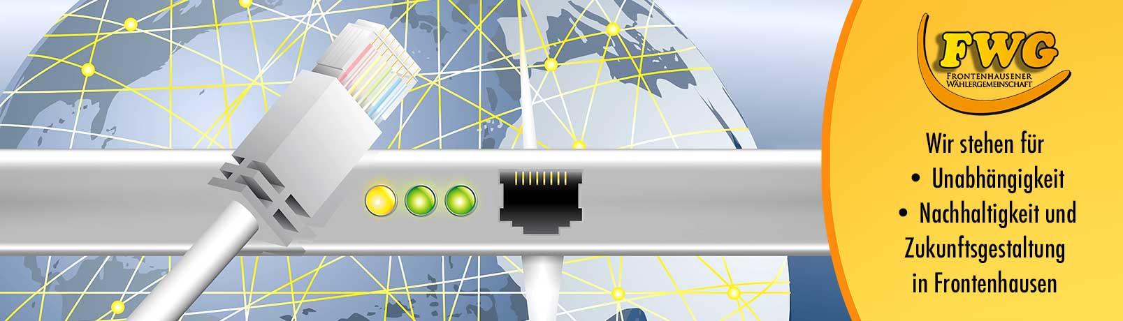 Digitalisierung und Breitbandausbau
