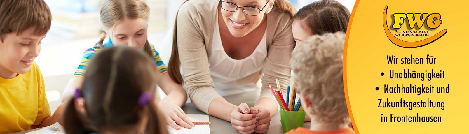 Bildung und chancen fuer die Jugend