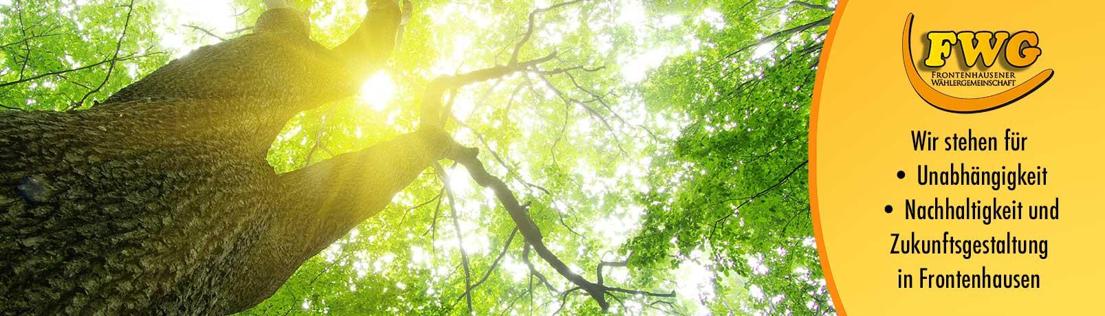 Klimaschutz und neue Energien